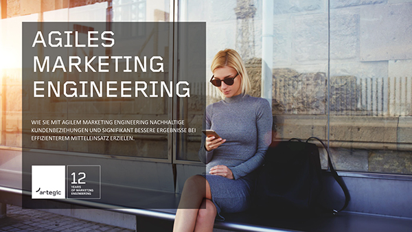 artegic Marketing Engineering Report Cover DE