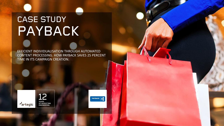 artegic case study Payback
