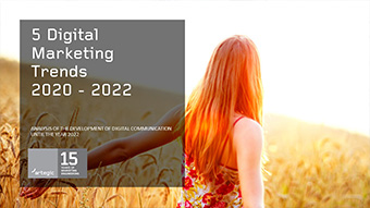 Thumb Report: 5 Digital Marketing Trends 2020 - 2022