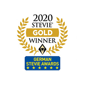 Stevie Gold Winner 2020