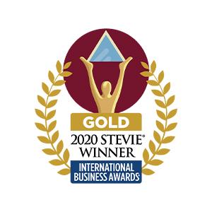 Gold 2020 Stevie Winner International Business Award