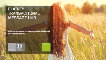 Thumb ELAINE® Transactional Message Hub