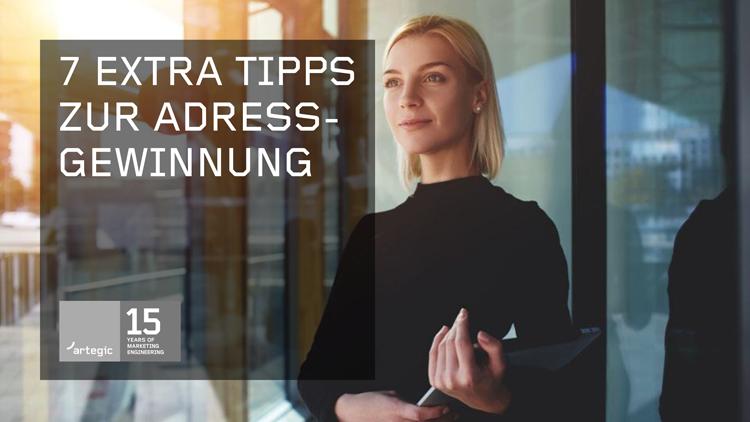 Thumb 7 extra Tipps zur Adressgewinnung