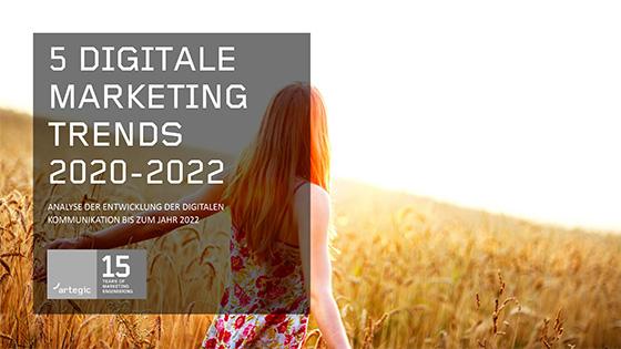 Thumb 5 digitale Marketing Trends 2022