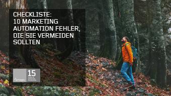 Thumb 10 Marketing Automation Fehler, die Sie vermeiden sollten