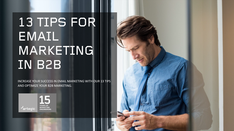 Thumb 13 Tips for Email Marketing in B2B
