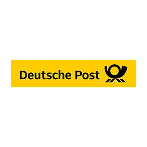 Logo Deutsche Post Partner von artegic
