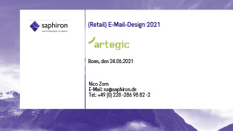 Thumb (Retail) E-Mail-Design 2021