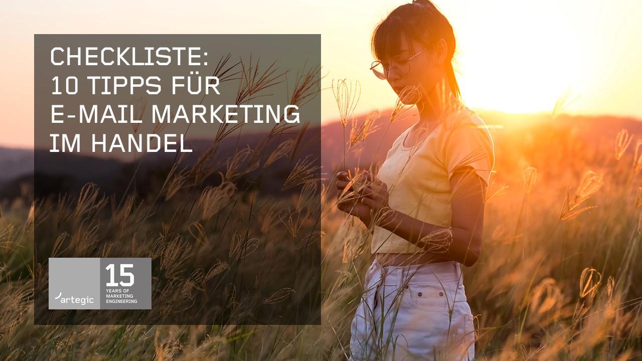 Thumb 10 Tipps für E-Mail Marketing im Handel