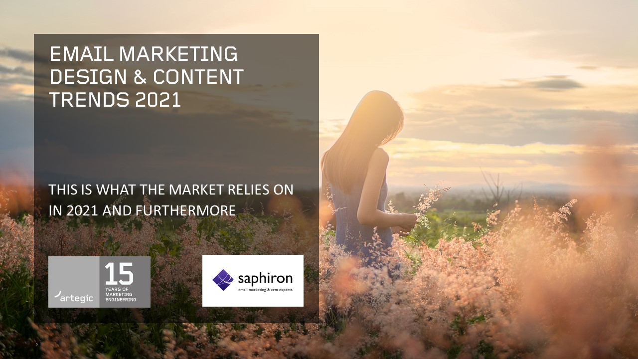Thumb Email Marketing Design & Content Trends 2022