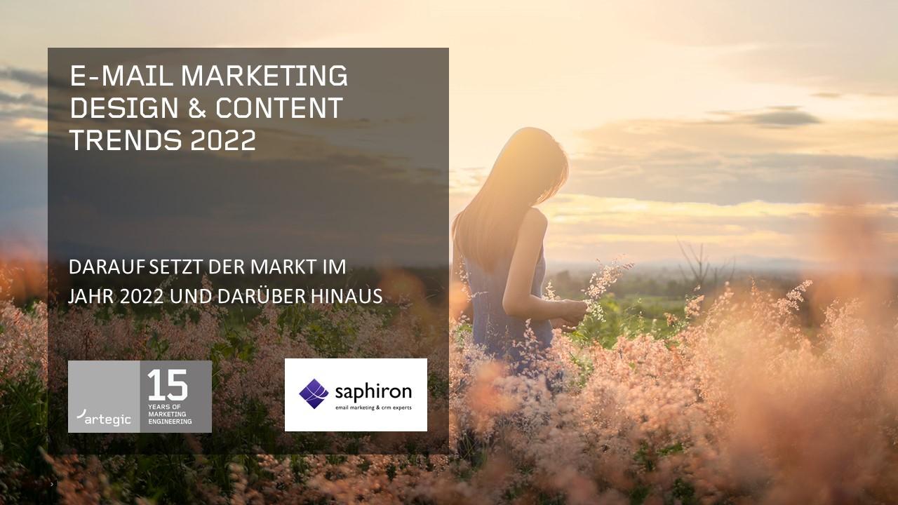 Thumb E-Mail Marketing Design & Content Trends 2022