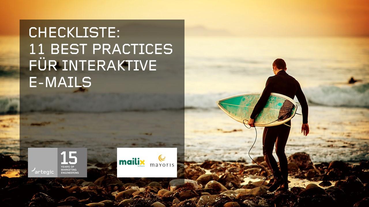 Thumb 11 Best Practices für interaktive E-Mails